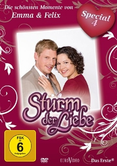 sturm der liebe special 4 emma felix telenovela unterhaltung tv serie. Black Bedroom Furniture Sets. Home Design Ideas